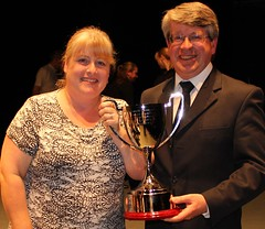 2017 scaba Ents - 'A' Section - Conductor's Prize - Melvin White, Otterbourne Brass