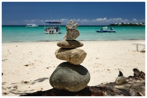 "Jamaican Beach Cairn by EWH (Negril) • <a style=""font-size:0.8em;"" href=""http://www.flickr.com/photos/150185675@N05/34051148114/"" target=""_blank"">View on Flickr</a>"