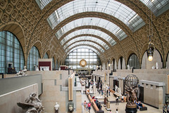 Musée d'Orsay interior