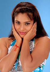 Indian Actress Ramya Hot Sexy Images Set-2  (8)
