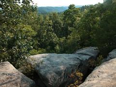 Ambury Rock and Big Limestone