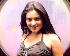 Indian Actress Ramya Hot Sexy Images Set-2  (88)