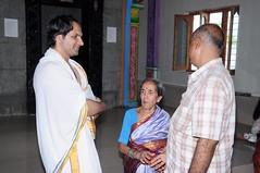 A Longest Duration Audio DVD SRI GURUSAMHITAA, Sung By Chinmaya M.Rao Releasing Event Photos (17)