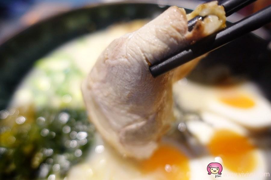 [羅東美食]鬼匠拉麵-羅東中華店~羅東夜市旁平價拉麵店.鮮蝦拉麵擺滿八隻甜蝦 @VIVIYU小世界