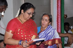 A Longest Duration Audio DVD SRI GURUSAMHITAA, Sung By Chinmaya M.Rao Releasing Event Photos (71)