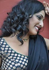 Indian Actress Haripriya Hot Sexy Images Set-1  (7)