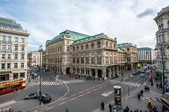 Albertinaplatz, Vienna, Austria
