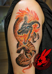 zelda volvagia boss Dragon Fan Art Gamer Video Game Legend of Zelda Fire Color Tattoo by Jackie Rabbit
