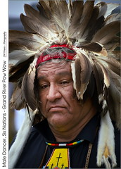 Male Dancer, Six Nations – Grand River Pow Wow
