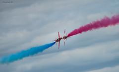 RAF Red Arrows 2- RIAT 2017
