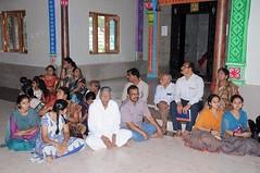A Longest Duration Audio DVD SRI GURUSAMHITAA, Sung By Chinmaya M.Rao Releasing Event Photos (42)