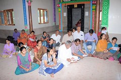 A Longest Duration Audio DVD SRI GURUSAMHITAA, Sung By Chinmaya M.Rao Releasing Event Photos (82)
