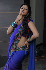 Indian Actress Haripriya Hot Sexy Images Set-2  (21)