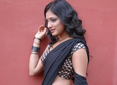 Indian Actress Haripriya Hot Sexy Images Set-1  (59)