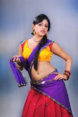 Indian Actress Haripriya Hot Sexy Images Set-2  (84)