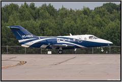 K&K Air LLC | 1997 Raytheon 400A Beechjet | cn RK-151 | N548KK