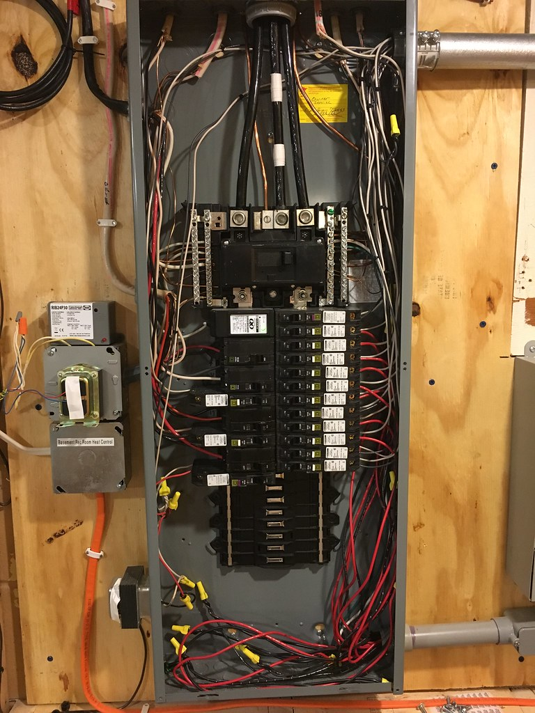 Wiring A 60 Amp Sub Panel Diagram Get Free Image About Wiring