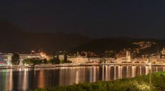 Night view at  Luzern