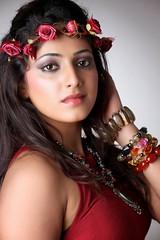 Indian Actress Haripriya Hot Sexy Images Set-2  (29)