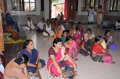 A Longest Duration Audio DVD SRI GURUSAMHITAA, Sung By Chinmaya M.Rao Releasing Event Photos (41)