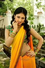 Indian Actress Haripriya Hot Sexy Images Set-1  (18)
