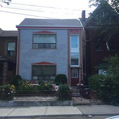 House on Markham St, Toronto