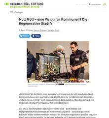 Snapshot Null Müll – eine Vision für Kommunen? Die Regenerative Stadt V | Heinrich-Böll-Stiftung 9pyba