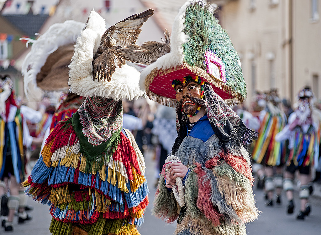 The World's Best Photos Of Fasching And Hexen Flickr