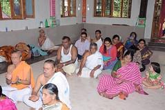 A Longest Duration Audio DVD SRI GURUSAMHITAA, Sung By Chinmaya M.Rao Releasing Event Photos (43)