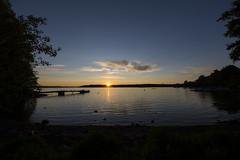 Auringonlasku Lauttasaaressa_M1A3289