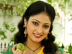 Indian Actress Haripriya Hot Sexy Images Set-1  (21)