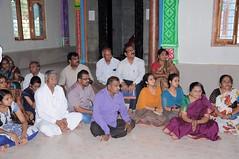 A Longest Duration Audio DVD SRI GURUSAMHITAA, Sung By Chinmaya M.Rao Releasing Event Photos (45)