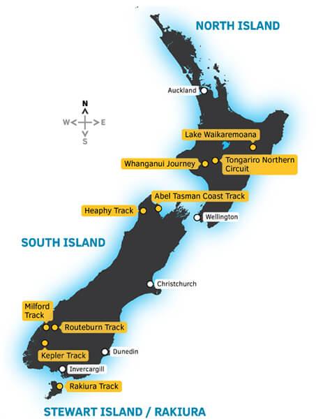 2017.07.28 | 紐到天涯海腳| 認識能爬要拜阿密托佛的紐西蘭最熱門的步道 - 米佛步道 Milford Track 02.jpg