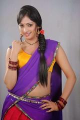 Indian Actress Haripriya Hot Sexy Images Set-1  (64)