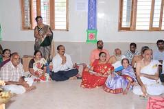 A Longest Duration Audio DVD SRI GURUSAMHITAA, Sung By Chinmaya M.Rao Releasing Event Photos (81)