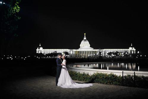 Pre-Wedding [ 南部婚紗 - 草原森林建築特殊景類婚紗 ] 婚紗影像 20170510 - 272拷貝