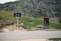 The other side of the court