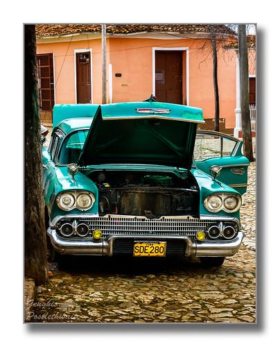 american canon40d chevrolet chevy cuba trinidaddecuba... (Photo: G. Postlethwaite esq. on Flickr)