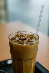 207/ 365 Iced Coffee in glass