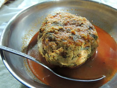 Kufteh Tabrizi meatball in Tabriz - Iran