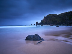 """Moody evening at Dalmore, Isle of Lewis • <a style=""""font-size:0.8em;"""" href=""""http://www.flickr.com/photos/26440756@N06/36868903970/"""" target=""""_blank"""">View on Flickr</a>"""