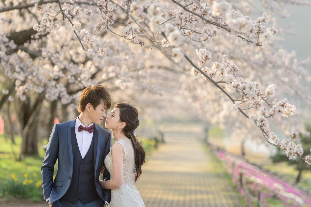 婚攝小勇,小寶團隊, Niniko, 自助婚紗, 海外婚紗,河口湖,櫻花,富士山-012