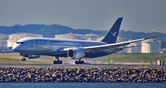 XiamenAir's Boeing 787-8 Dreamliner, B-2768