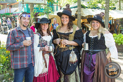 Michigan Renaissance Festival 2017 Revisited Saturday 7