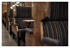 OLD BRITISH RAIL CARRIAGE 2