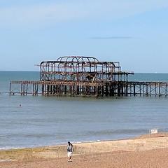 I'm in Brighton