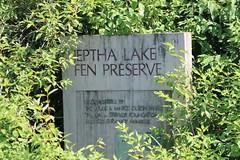 Jeptha Lake Fen Preserve