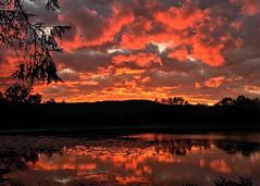 "Colleen Zawadzki - Sunset on Mirror Lake <a style=""margin-left:10px; font-size:0.8em;"" href=""http://www.flickr.com/photos/9089158@N06/23537642658/"" target=""_blank"">@flickr</a>"
