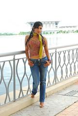 Indian Actress Ramya Hot Sexy Images Set-1 (9)