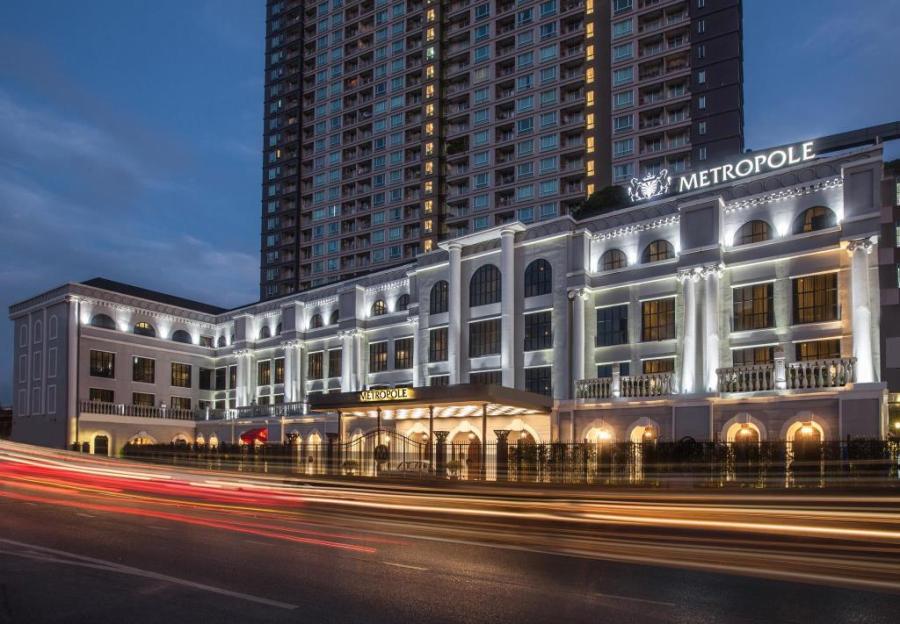 Metropole Bangkok,克雷斯典藏大都會酒店,曼谷住宿,曼谷大都會酒店,曼谷新飯店,曼谷都會飯店,服務式公寓,泰國住宿 @VIVIYU小世界